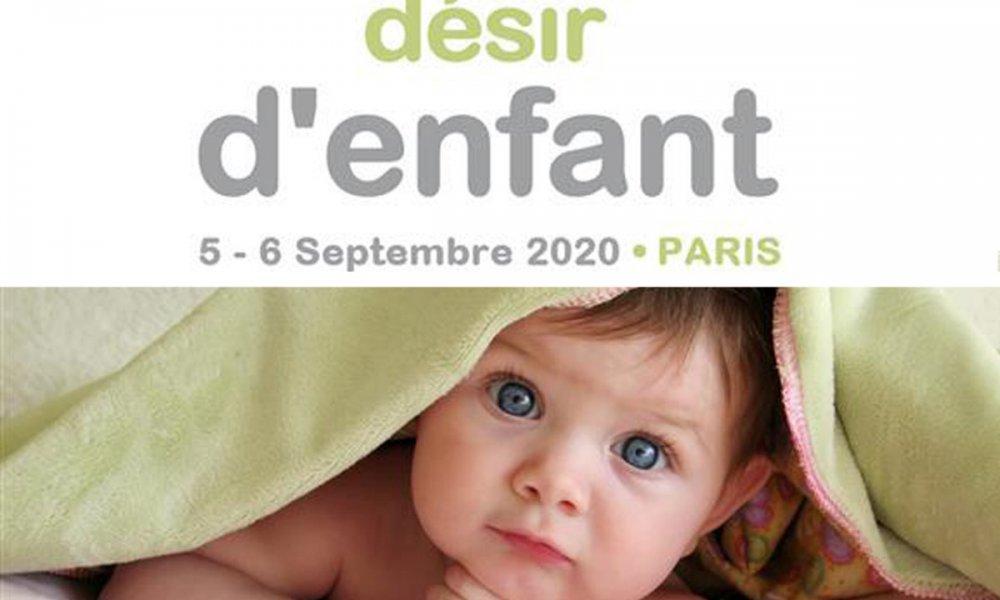 FertiCare participe au Salon Désir d'Enfants qui aura lieu le 5 et 6 septembre prochain à Paris