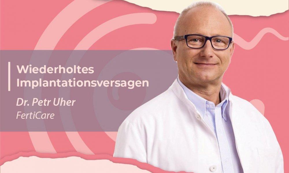 Dr. Petr Uher: Webinar zum Thema Eizellspende