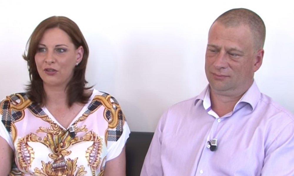 Marcela e Radek