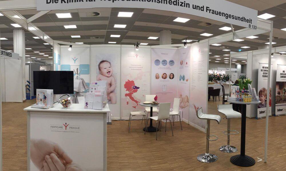 FertiCare Prague na veletrhu v Berlíně!