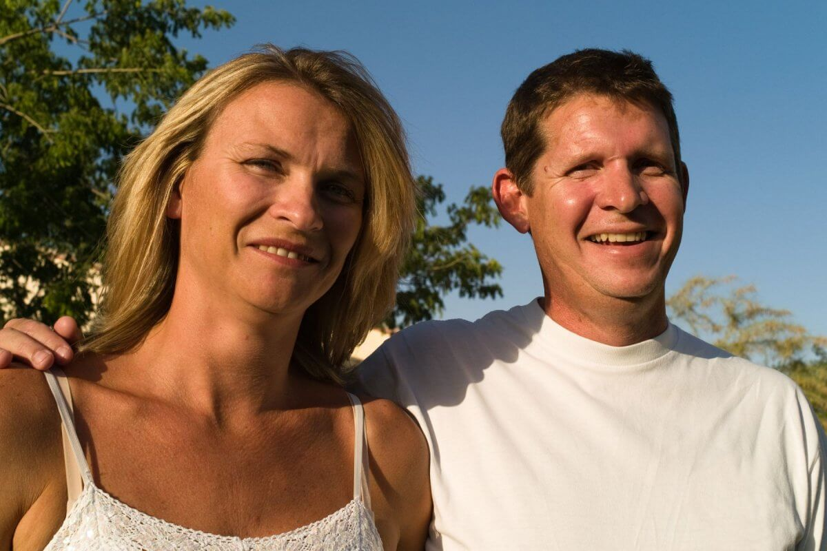 Příběh Markuse a Brigitte, 41 let, Mnichov